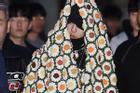 Chùm kín khăn để xuất hiện tại sự kiện kiểu này thì chỉ có thể là G-Dragon!