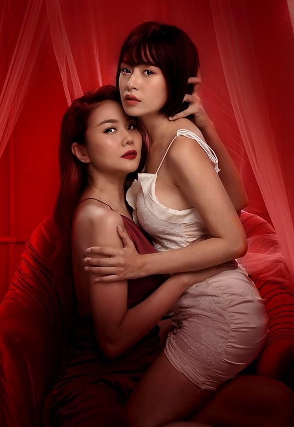 Những mối tình đồng tính nữ trên màn ảnh Việt: Chỉ có phụ nữ mới mang lại hạnh phúc cho nhau-11