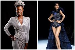 Đối thủ bỏ thi do thiếu tiền, vị trí vedette ở Miss Universe chính thức về tay Hoàng Thùy