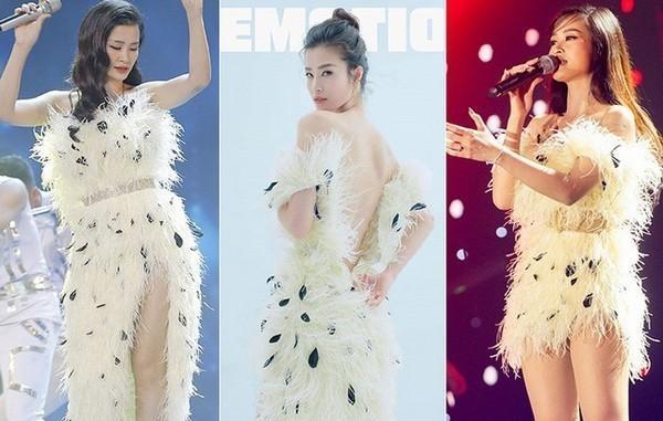 Giàu mà vẫn tiết kiệm: Làm vợ đại gia rồi nhưng Đông Nhi tiếp tục bị soi mặc lại váy cũ-10