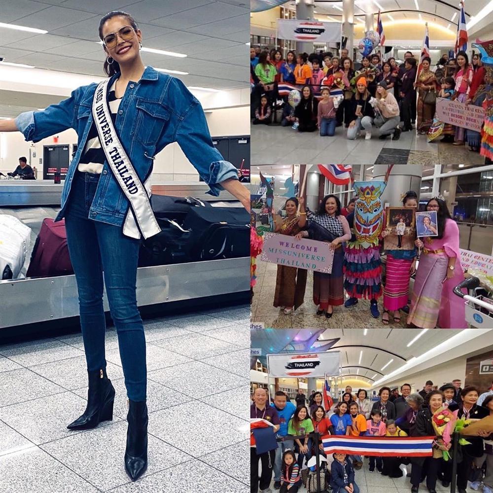 Bản tin Hoa hậu Hoàn vũ 24/11: Hoàng Thùy bất ngờ nhảy lên vị trí No.1 trước giờ lên đường-4