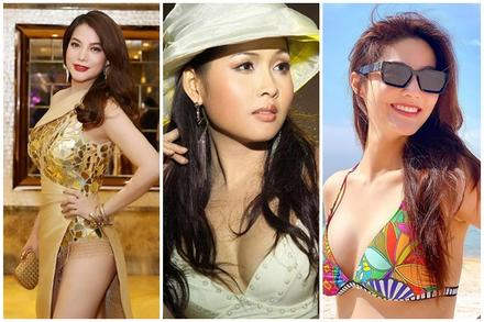 Những nữ diễn viên sexy của màn ảnh Việt