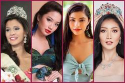 11 Hoa hậu diễu hành ở SEA Games 30: Cận cảnh nhan sắc Hoa hậu của đoàn thể thao Việt Nam
