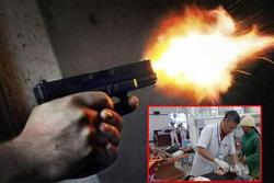 Nóng: Đi nhậu về, con rể lấy súng bắn mẹ vợ và vợ rồi bóp cò tự sát