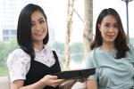 Hồng Diễm tiết lộ còn nhiều bất ngờ ở cuối phim 'Hoa hồng trên ngực trái'