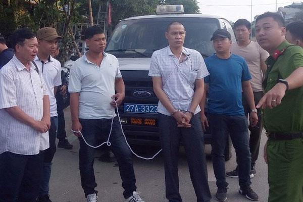 Chủ mưu sát hại nữ sinh giao gà bị truy tố khung tử hình-1