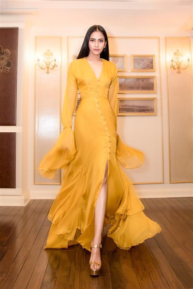 Bản tin Hoa hậu Hoàn vũ 25/11: Trương Thị May tung váy xuất thần, chặt từ HHen Niê đến mỹ nữ quốc tế-2