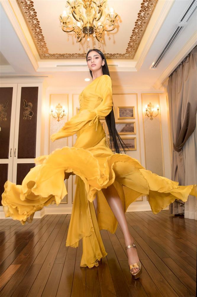 Bản tin Hoa hậu Hoàn vũ 25/11: Trương Thị May tung váy xuất thần, chặt từ HHen Niê đến mỹ nữ quốc tế-3