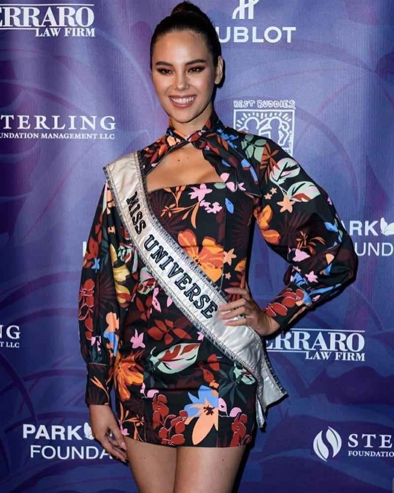 Bản tin Hoa hậu Hoàn vũ 25/11: Trương Thị May tung váy xuất thần, chặt từ HHen Niê đến mỹ nữ quốc tế-11
