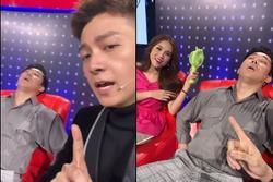 Đăng clip troll Trấn Thành ngủ gật, Ngô Kiến Huy không ngờ bị 'nghiệp quật' quá nhanh