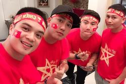 Nghệ sĩ hào hứng khi U22 Việt Nam thắng Brunei 6-0