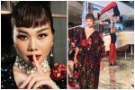Mải mê chấm thi Hoa hậu Hoàn vũ, Thanh Hằng rụng mất... 2 hàng lông mi-11