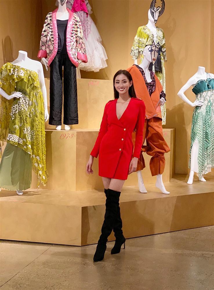 Vượt Lan Khuê lẫn Tiểu Vy, Lương Thùy Linh xuất sắc lọt top 10 Top Model tại Hoa hậu Thế giới 2019-5