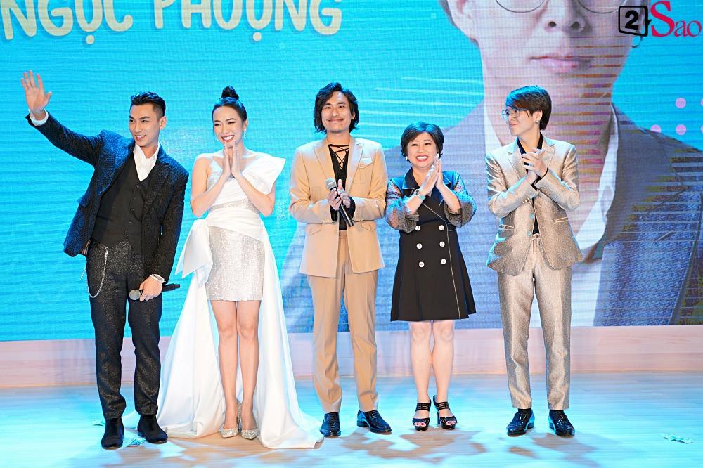 Ngô Thanh Vân, Ngọc Trinh và dàn sao đình đám đến mừng phim mới của Isaac và Diệu Nhi-1
