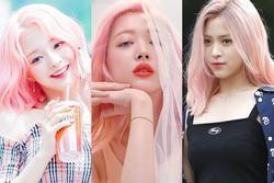 Những nữ idol để tóc hồng đẹp nhất Kpop