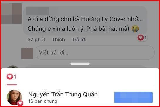 Hương Ly khoe hình chụp chung với Nguyễn Trần Trung Quân sau ồn ào, liệu đã đến ngày bản cover Tự Tâm ra mắt?-2