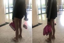 Mặc đúng chiếc quần lót đi nhận hàng ship, cô gái trẻ ở Hà Nội làm bao người ngán ngẩm