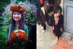 Khoảnh khắc cô bé Hà Giang nô đùa, cười rạng rỡ bên đường khiến bao người xao xuyến-6