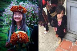 5 cô bé vùng cao mang nét đẹp lạ, trong trẻo tựa thiên thần từng gây bão khắp MXH Việt