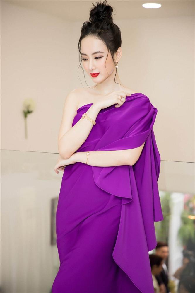 Tông tím sến sẩm được Hồ Ngọc Hà - Hương Giang mix&match cao tay từ thảm đỏ đến street style-9