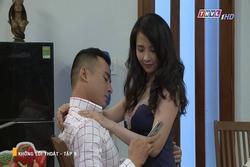 Lương Thế Thành: 'Cảnh ân ái với bạn diễn quay mất 25 phút'