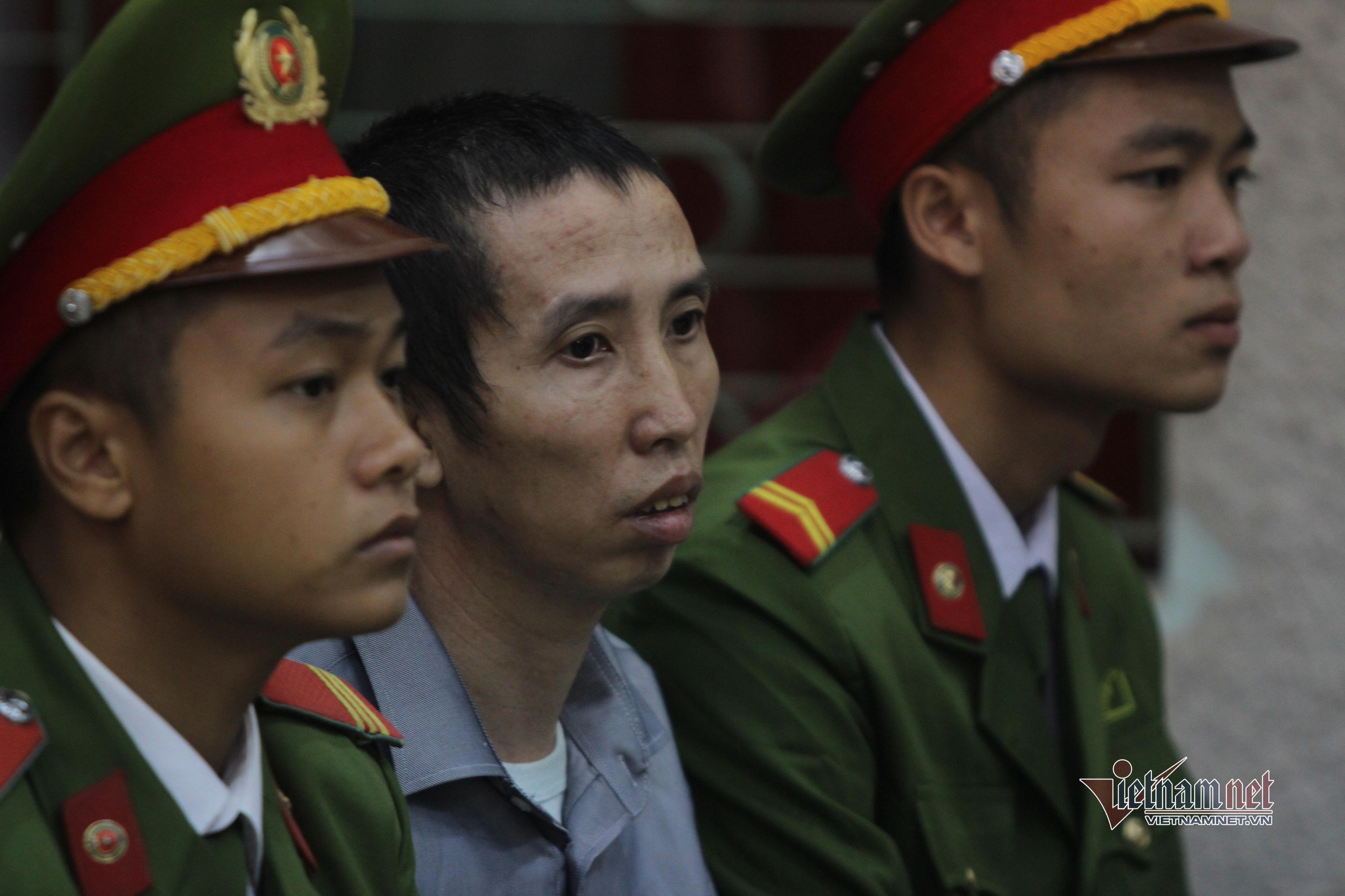 Nóng: Lần đầu tiên bố và chị gái nữ sinh giao gà bị sát hại ở Điện Biên xuất hiện-11