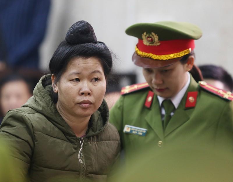 Mẹ nữ sinh giao gà khóc lóc liên tục kêu oan, khẳng định không quen biết Bùi Văn Công-3