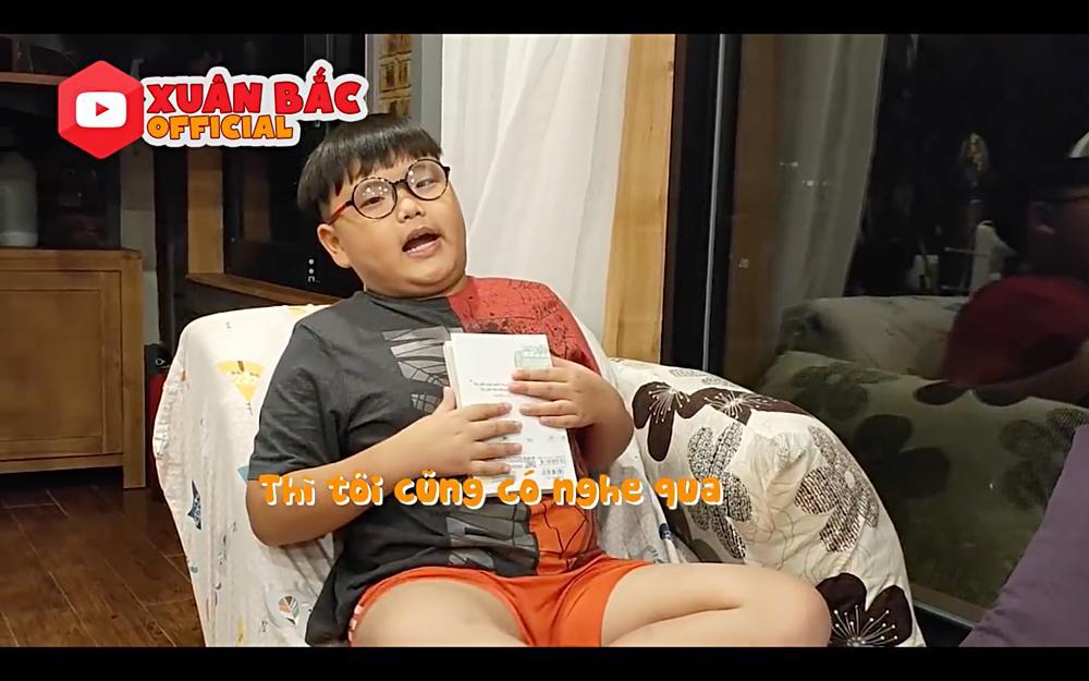 Con trai Xuân Bắc thấy vui khi Táo Quân dừng phát sóng-2