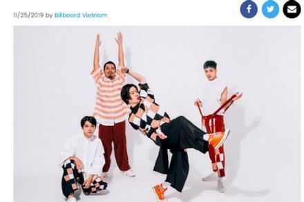Boygroup đầu tiên của Vpop bất ngờ vinh dự xuất hiện trên Billboard, đoán thử xem danh tính nhóm nhạc này nào!