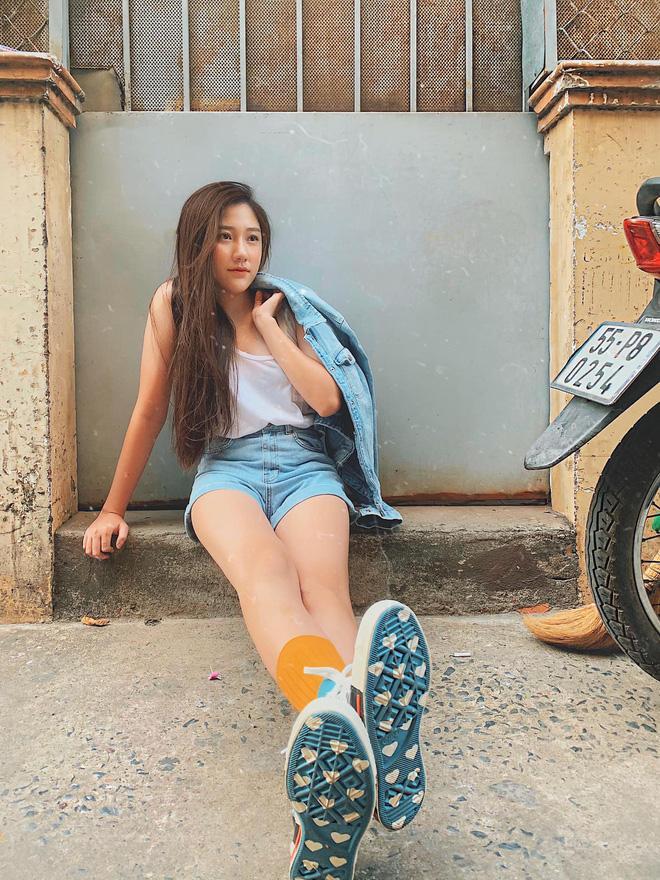 Em gái út kín tiếng của Trấn Thành khoe mặt mộc ăn đứt nhiều mỹ nhân Việt-5