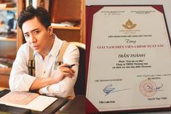 Trấn Thành lên tiếng khi bị chê không xứng đáng thắng giải LHP Việt Nam 2019