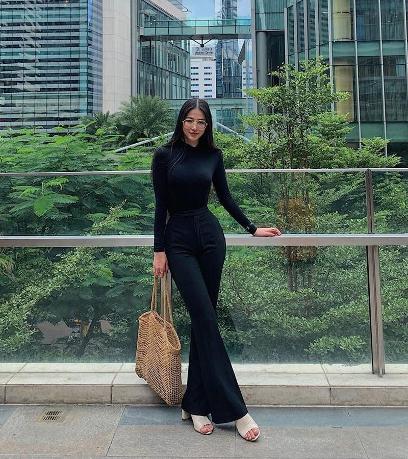 Lệ Quyên dát vài trăm triệu đồng cho một lần dạo phố - Thúy Ngân diện váy bó sát tôn dáng đồng hồ cát-8