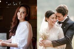 Mai Phương Thúy trầm trồ trước vẻ đẹp của vợ chồng Hoàng Oanh, dự đoán con sẽ đẹp 'nghiêng thành'
