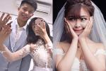 Bạn gái Phan Văn Đức chính thức khoe ảnh cưới, thần thái của cô dâu hạ gục bao người-6