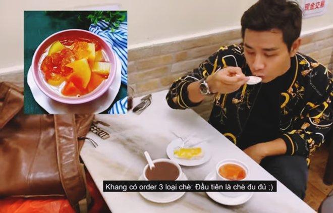 MC nổi tiếng Việt Nam ăn chè ở quán ngon nhất Singapore, có món lạ từ loại quả cực quen-2