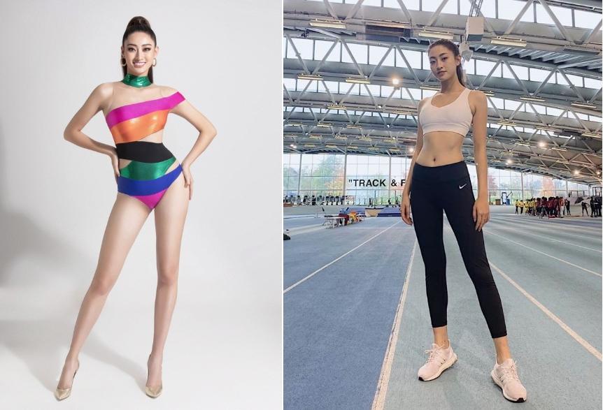 Lương Thùy Linh và những mỹ nhân Việt có đôi chân dài nhất-1