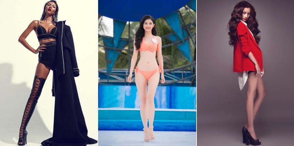 Lương Thùy Linh và những mỹ nhân Việt có đôi chân dài nhất-2