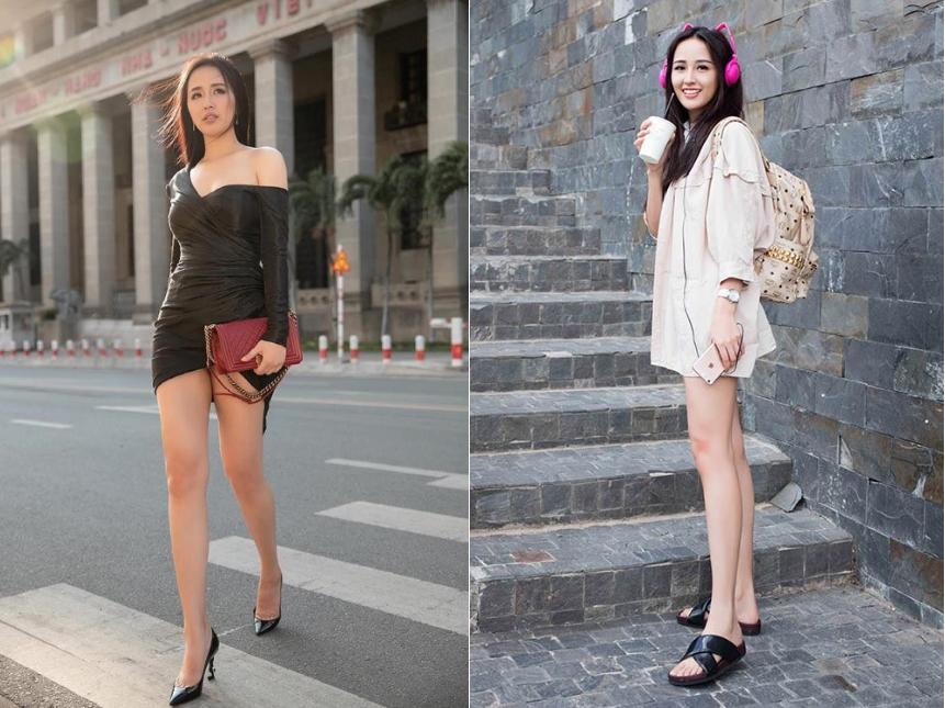 Lương Thùy Linh và những mỹ nhân Việt có đôi chân dài nhất-3
