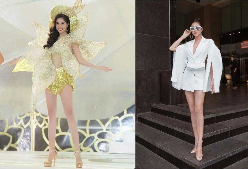 Lương Thùy Linh và những mỹ nhân Việt có đôi chân dài nhất-5