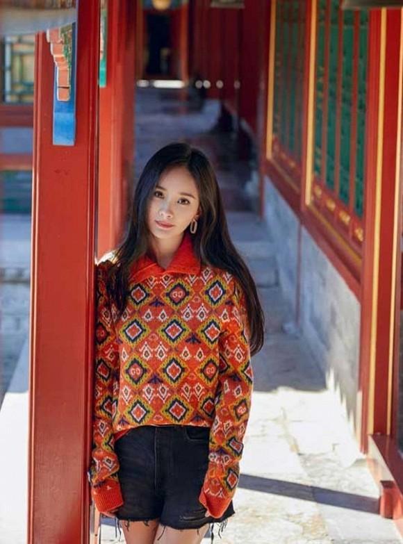 Dương Mịch khoe nhan sắc ngày càng lên hương sau khi ly hôn, fans trầm trồ vẻ đẹp của gái một con-1