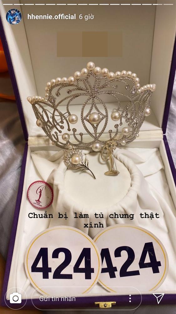 2 năm sau đăng quang, không ngờ HHen Niê vẫn còn lưu giữ những món đồ rất bé nhỏ-1