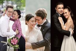 Ngoại hình cực phẩm của 4 chàng rể ngoại quốc nổi tiếng showbiz Việt