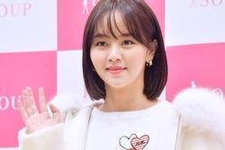 'Em gái mưa' Kim So Hyun trẻ trung, đáng yêu trong sự kiện thời trang