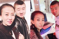 MXH xôn xao trước tình yêu của cô chủ tuổi 50 và chàng lái xe kém 16 tuổi