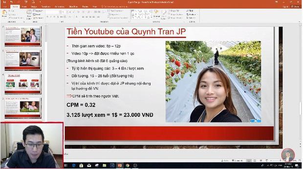 Dân mạng bàn tán vlogger Quỳnh Trần thu nhập 600 triệu/tháng, xôn xao nhất là phản ứng từ chính chủ-2
