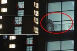 Nóng mắt với cặp đôi mây mưa trong bộ dạng cởi sạch ở ngay cầu thang bệnh viện