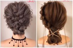 Top 15 kiểu tóc tết đẹp nhất năm 2019 phù hợp với mọi phong cách