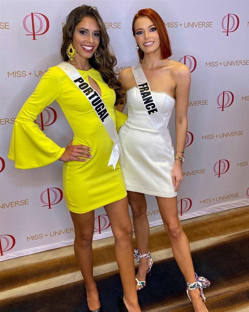 Miss Universe 2019 ngày thứ ba: Hoàng Thùy mặc đồ 2 trong 1, chặt đẹp chiều cao hoa hậu Venezuela-13