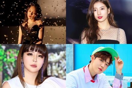Suzy và những thần tượng Kpop có giọng hát đặc biệt