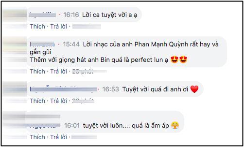 Cover Tết Về Sớm Nhé của Phan Mạnh Quỳnh, Soobin Hoàng Sơn lại làm khán giả thổn thức nữa rồi!-3